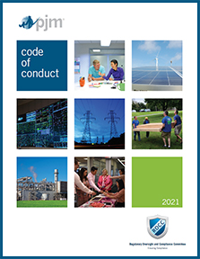 Code of Conduct 2021