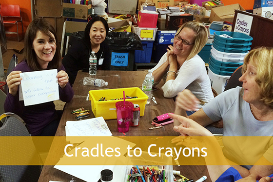 PJM Cradles to Crayons